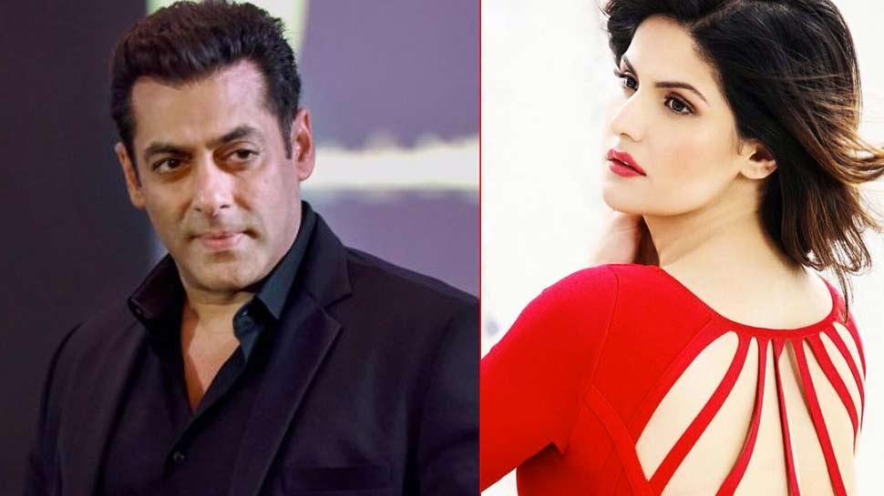 क्या सलमान खान कर रहे हैं जरीन खान से शादी? एक्ट्रेस ने किया खुलासा...
