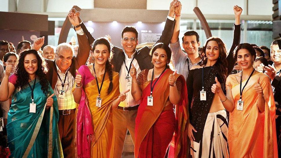 Box Office के 'ब्'€à¤²à¥‰à¤•à¤¬à¤¸à¥'€à¤Ÿà¤° खिलाड़ी' बने अक्षय कुमार, 100 करोड़ के करीब पहुंची 'मिशन मंगल'