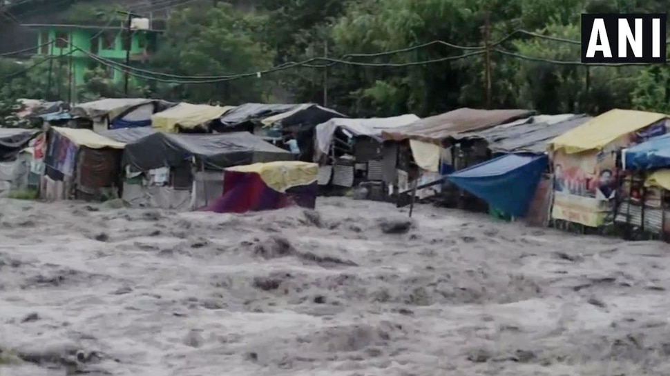 two persons have lost their lives in flood-related incidents in Kullu