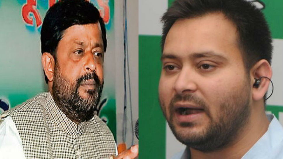 BJP-JDU ने किया लालू की पार्टी पर तंज, कहा- 'RJD का राष्ट्रीय अध्यक्ष बनना चाहते हैं तेजस्वी'