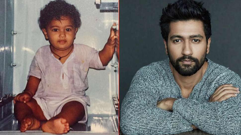 विक्की कौशल ने पोस्ट की बचपन की Cute Photo, भाई सनी ने किया मजेदार कमेंट