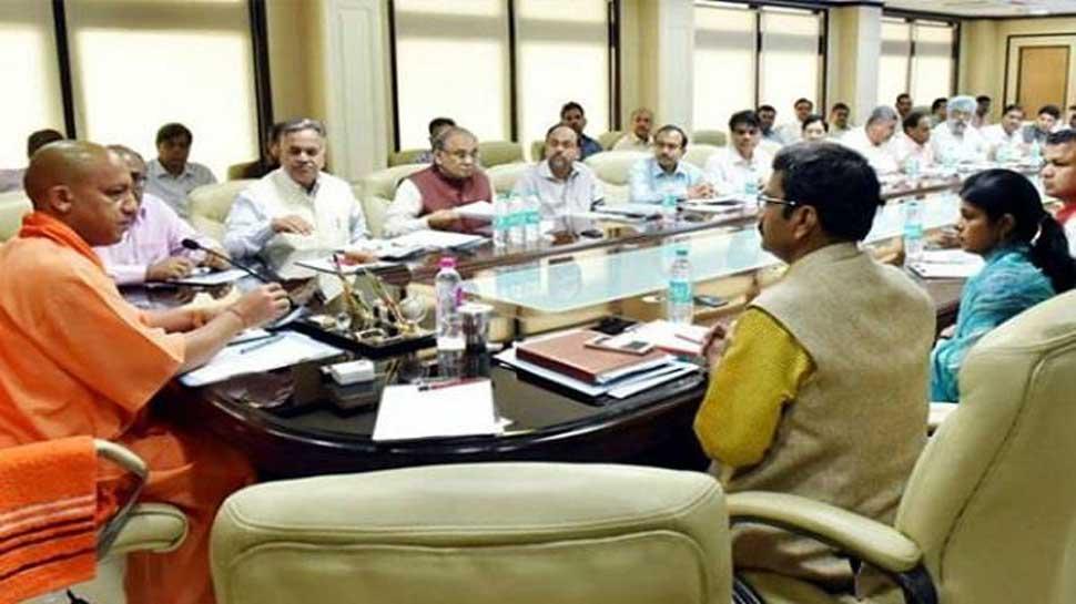 उत्तर प्रदेशः सीएम योगी कैबिनेट की बैठक आज, हो सकते हैं कई महत्वपूर्ण फैसले
