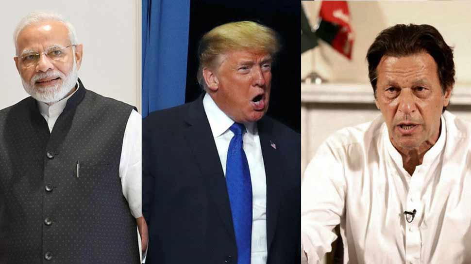डोनाल्ड ट्रंप की इमरान खान को दो टूक, 'भारत के खिलाफ संभलकर बोलें, भड़काऊ बयान न दें'