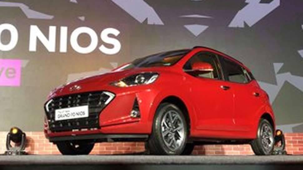 दमदार फीचर्स के साथ हुंदई ने 5 लाख से कम में लॉन्च की नई हैचबैक कार