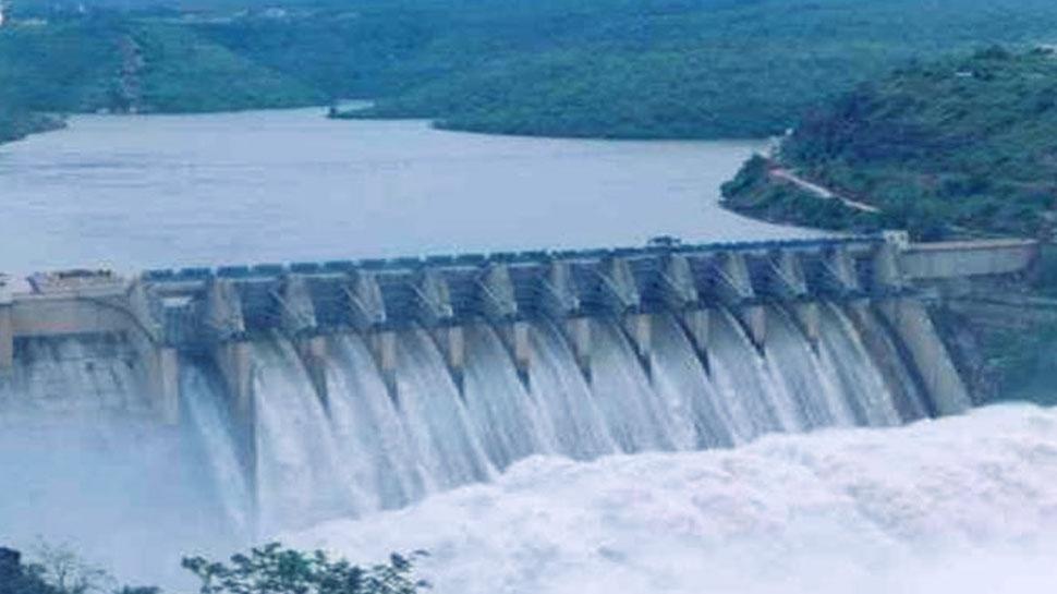 राजस्थान के कई बांधों में पानी का आवक बढ़ी, जिला प्रशासन हुई सतर्क