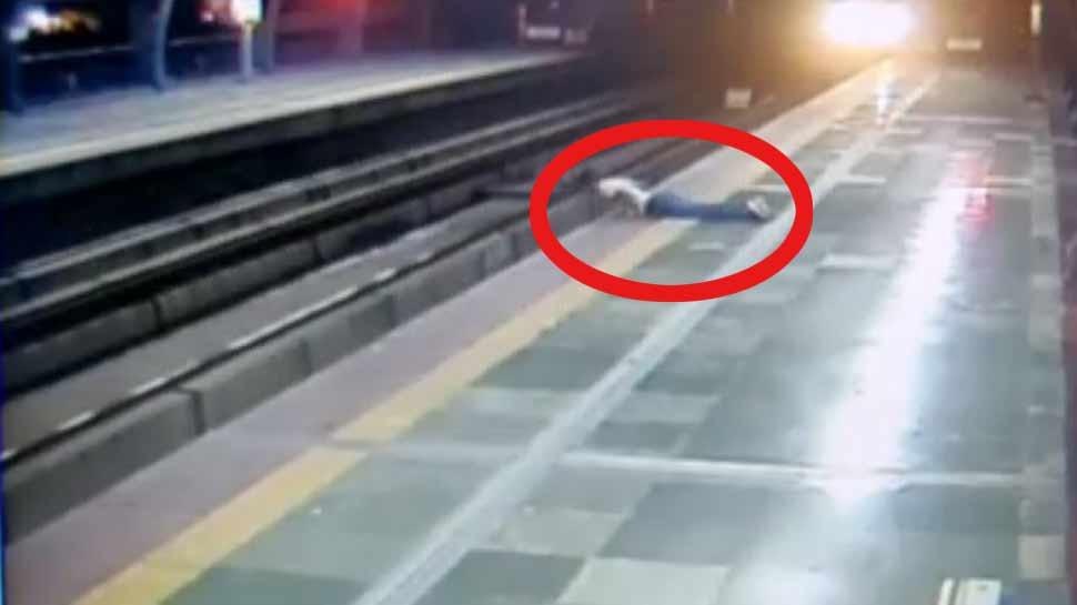 दिल्ली: टैगोर गार्डन मेट्रो स्टेशन पर ट्रेन के आगे कूदा युवक, हुई मौत, मामला दर्ज