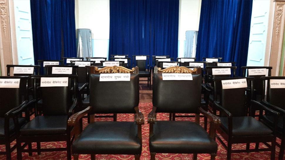 UP: कुल 24 मंत्री लेंगे शपथ- 6 कैबिनेट, 6 स्'€à¤µà¤¤à¤'त्र प्रभार और 12 राज्'€à¤¯ मंत्री होंगे