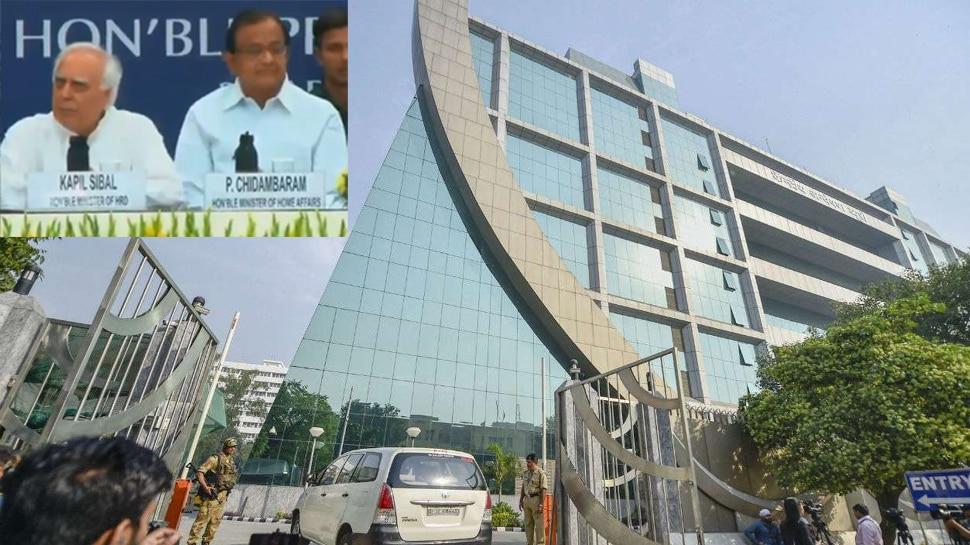 VIDEO: चिदंबरम के कार्यकाल में हुआ था CBI मुख्यालय का उद्घाटन, अरेस्ट के बाद वहीं बितानी पड़ी रात