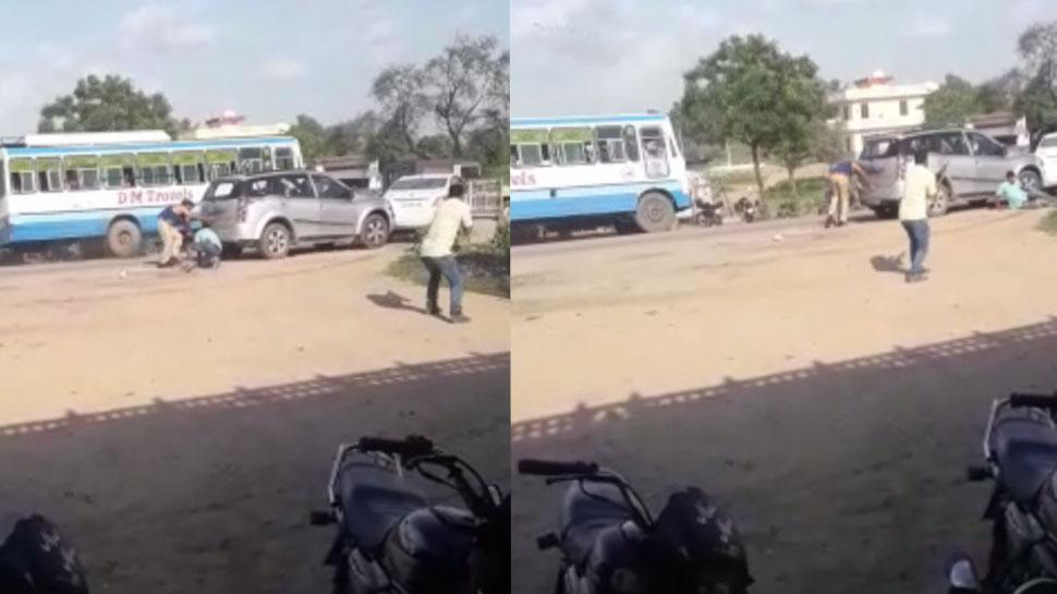 जयपुर: पुलिस और अपराधियों के बीच हुई मुठभेड़, फायरिंग के दौरान 2 जवान घायल