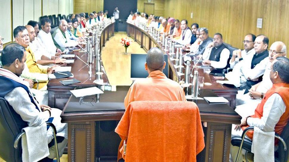 विभाग बंटवारे से पहले CM योगी की सलाह, 'नए मंत्री ट्रांसफर गेम से दूर रहें'