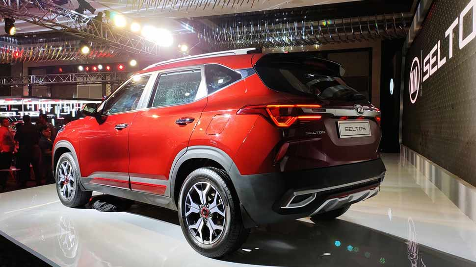 Kia Seltos Launched In India