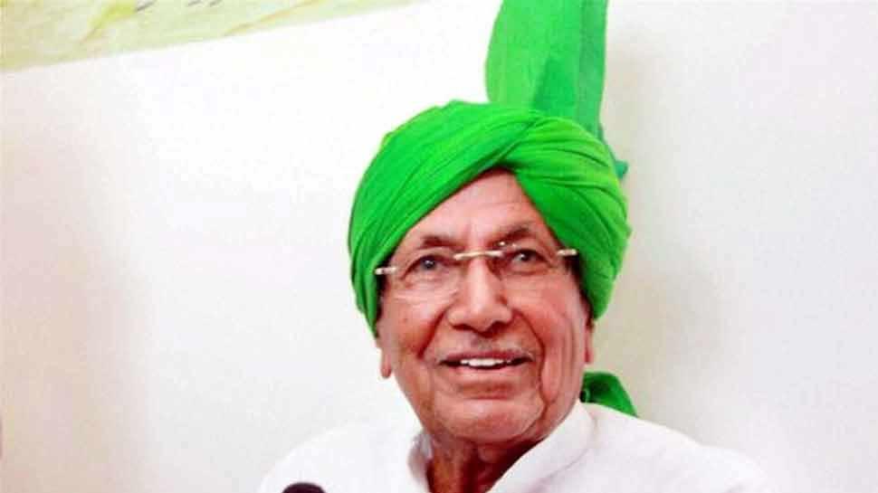 हरियाणा के पूर्व मुख्यमंत्री OP चौटाला ने की पैरोल बढ़ाने की मांग, दिल्ली HC में दाखिल की अर्जी