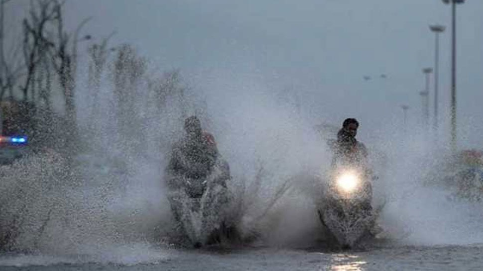 मध्य प्रदेश के इन जिलों में हो सकती है भारी बारिश, मौसम विभाग ने जारी की चेतावनी