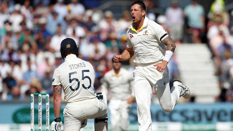 Ashes 2019, 3rd Test: इंग्लैंड 67 पर ढेर, ऑस्ट्रेलिया को अब तक 283 की बढ़त