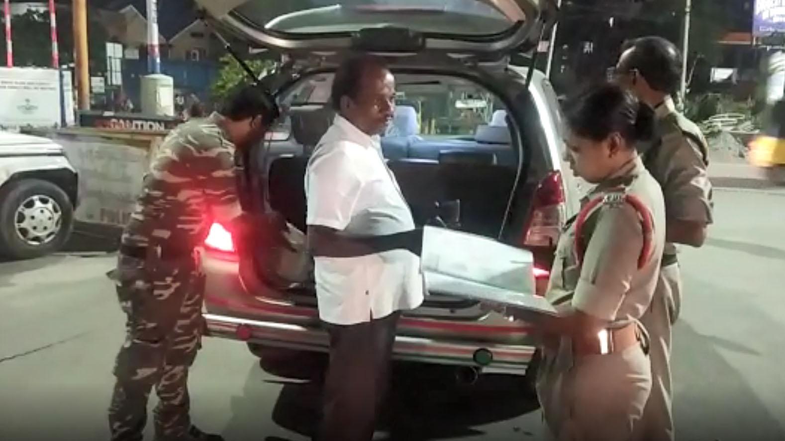तमिलनाडु के रास्ते आतंकियों के घुसने की आशंका, तिरुपति तिरुमला में भी हाईअलर्ट