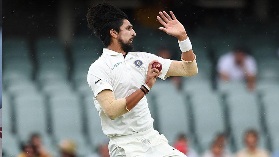 INDvsWI, 1st Test Day 2: एंटिगा टेस्ट में चमके ईशांत शर्मा, बैकफुट पर आई वेस्टइंडीज
