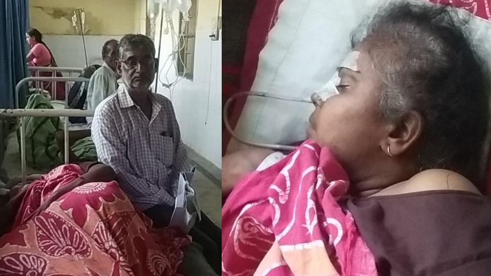 लापरवाही! अस्पताल ने बेड न होने के चलते कैंसर मरीज को इलाज के बाद भेजा घर, फिर फरार किया घोषित