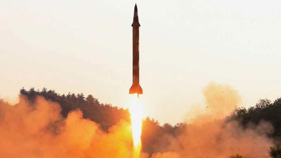 उत्तर कोरिया ने अचानक दाग दीं 2 बैलिस्टिक मिसाइलें, कांप गया साउथ कोरिया