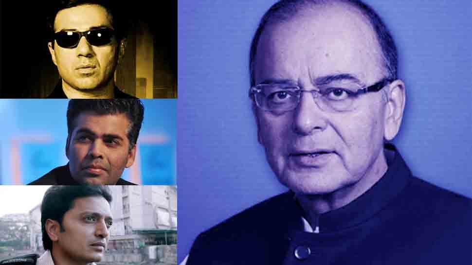 अरुण जेटली के निधन से बॉलीवुड भी सदमे में, सनी देओल ने कहा- 'एक और महान नेता को खो दिया'