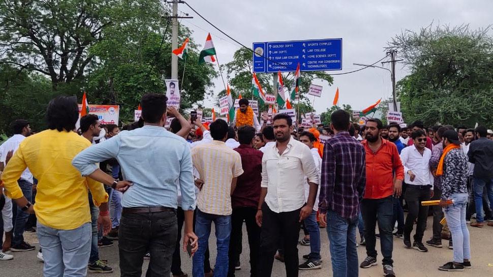 राजस्थान यूनिवर्सिटी में 6 साल तक नहीं हुए थे छात्रसंघ चुनाव, जानें इसकी पूरी कहानी