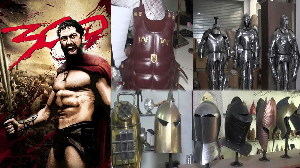 भारत में तैयार होती है हॉलीवुड स्टार्स की 'बॉडी', मुस्लिम कारीगरों की मेहनत से एक्टर बनते हैं 'बाहुबली'