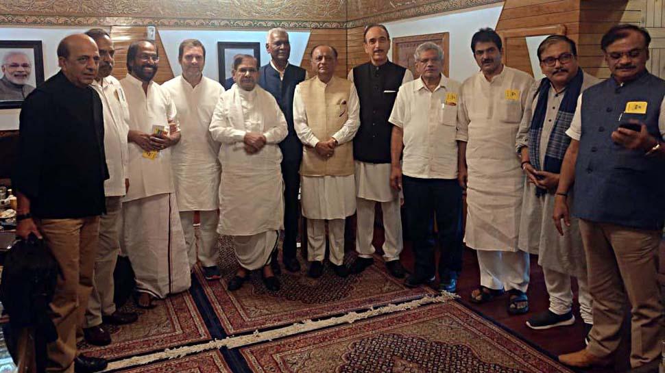 राहुल की कश्मीर यात्रा ने पाक को दिया भारत को कोसने का मौका, कुरैशी ने दी लोकतंत्र की दुहाई
