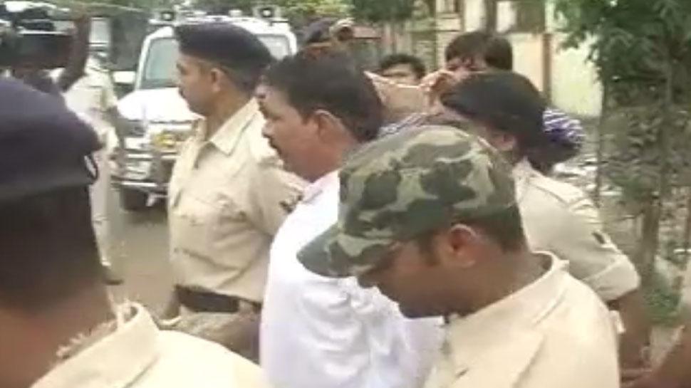 न्यायिक हिरासत में लिए गए बाहुबली विधायक अनंत सिंह, पहुंचे बेउर जेल