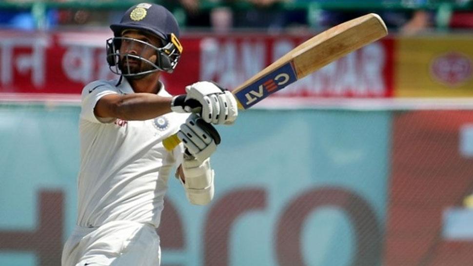 INDvsWI, 1st Test: अजिंक्य रहाणे की शानदार वापसी, दो साल बाद टेस्ट क्रिकेट में ठोका 10वां शतक