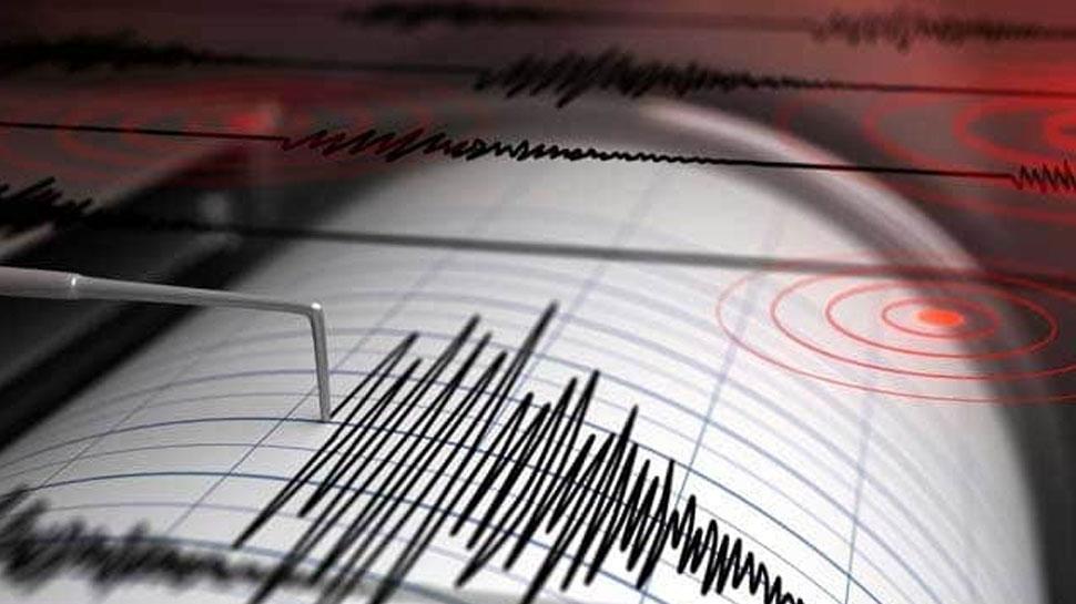 नगालैंड और म्यांमार में सुबह-सुबह आया तेज भूकंप, हिल गई धरती