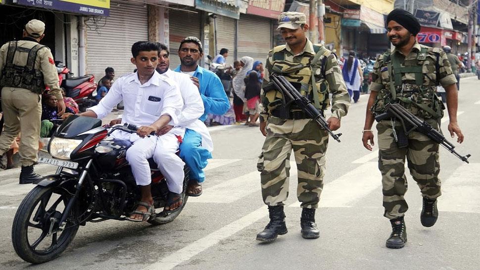 Article 370 पर बीजेपी चलाएगी कैम्पेन, घर-घर पहुंचेंगे पार्टी के कार्यकर्ता