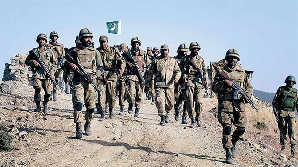 भारतीय सुरक्षाबलों पर हमले की साजिश रच रहा पाकिस्तान, ISI ने जैश को सौंपा जिम्मा