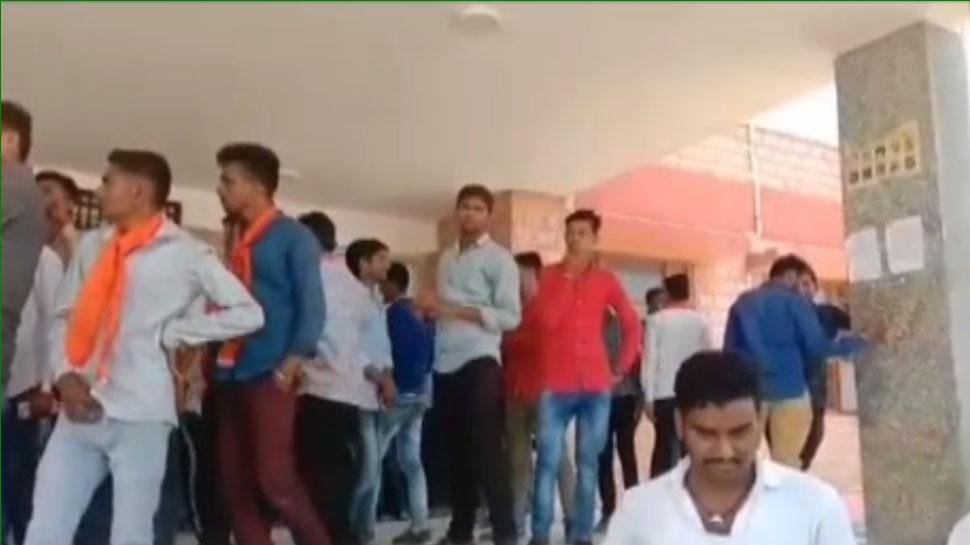 जोधपुर: राजकीय महाविद्यालय में शांतिपूर्ण तरीके से मतदान हुआ खत्म, कल आएंगे नतीजे