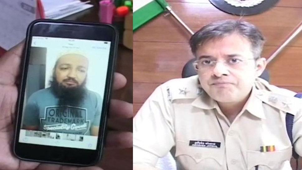 हरियाणा: संदिग्ध पाकिस्तानी गिरफ्तार, तीन साल में 9 बार आया भारत, PAK सेना के संपर्क में था