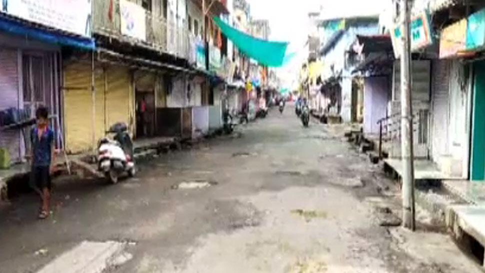 झालावाड़: 5 अगस्त को हुई युवक की हत्या के विरोध में सभी बाजार रहे बंद