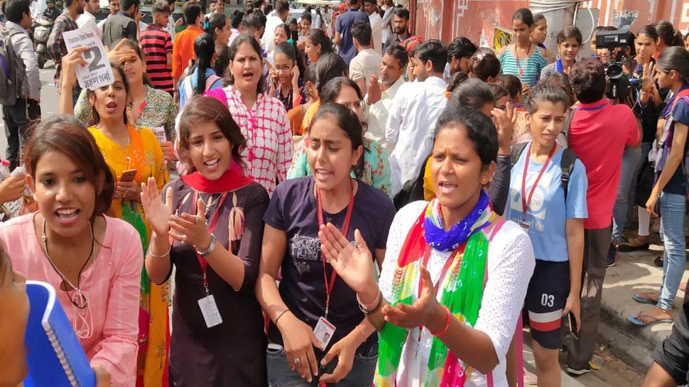 छात्रसंघ चुनाव: राजस्थान कॉलेज में 65.11 प्रतिशत हुआ मतदान, छात्रों ने बढ़-चढ़ कर लिया हिस्सा
