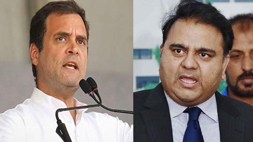 PAK मंत्री का राहुल पर निशाना- 'आपकी राजनीति की सबसे बड़ी समस्या कंफ्यूजन है'