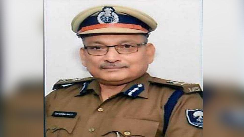 बक्सर: डीजीपी ने की प्रशासनिक अधिकारियों के साथ बैठक, दिए निर्देश
