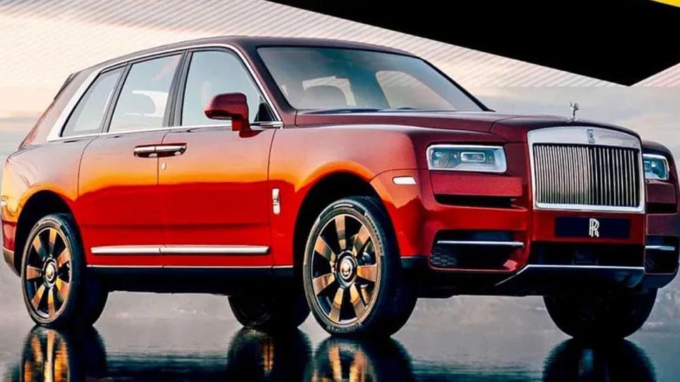 Ajay Devgn's Rolls Royce Cullinan