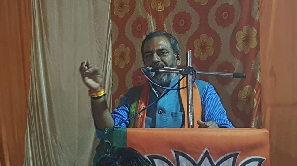 यूपी के मंत्री ने राम मंदिर पर दिया बड़ा बयान, कहा- योगी के आदेश पर रातोंरात हो जाएगा निर्माण