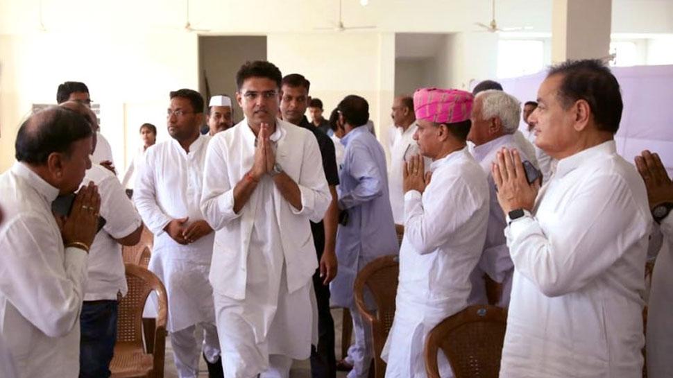 जयपुर: कांग्रेस ने बुलाई निकाय चुनाव के लेकर बैठक, पूर्व मंत्री ने उठाया कश्मीर का मुद्दा