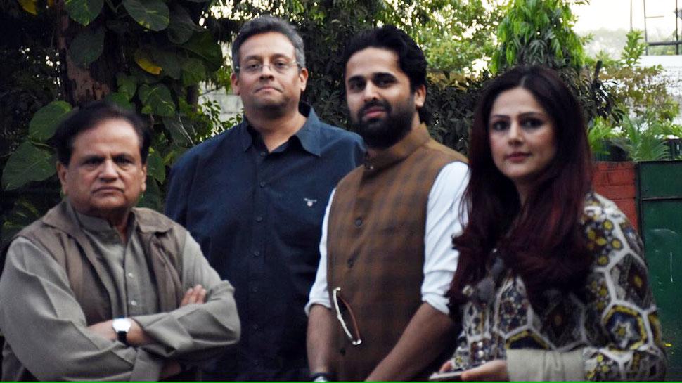 सोनिया गांधी के करीबी अहमद पटेल के बेटे को ED ने भेजा समन, 14,500 करोड़ के घोटाले में होगी पूछताछ