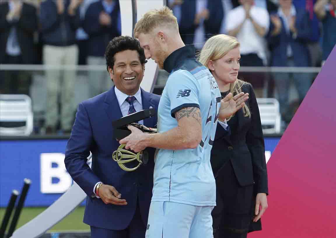 ICC ने स्टोक्स के बहाने सचिन का उड़ाया मजाक, भड़के प्रशंसकों ने दिया करारा जवाब