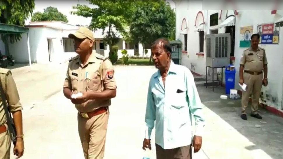 रिटायर्ड दरोगा की दंबगई से परेशान शख्स ने SSP ऑफिस में खाया जहर, हुई मौत