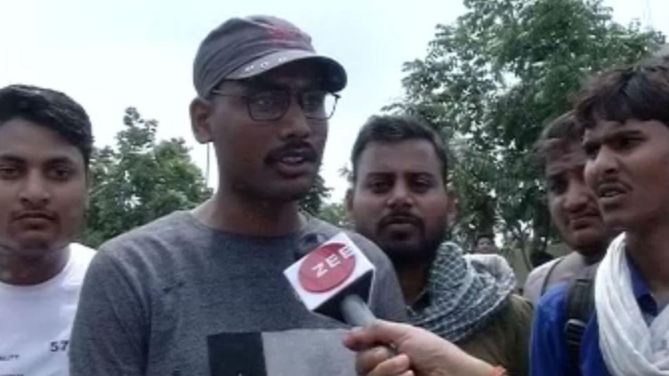 पटना: इंजीनियरिंग के छात्रों ने जमकर किया हंगामा, सात सूत्री मांग को लेकर किया बवाल