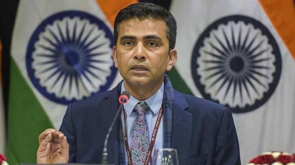 पाकिस्तान इस कोशिश में है कि भारत में किसी भी तरह हिंसा भड़क जाए: विदेश मंत्रालय