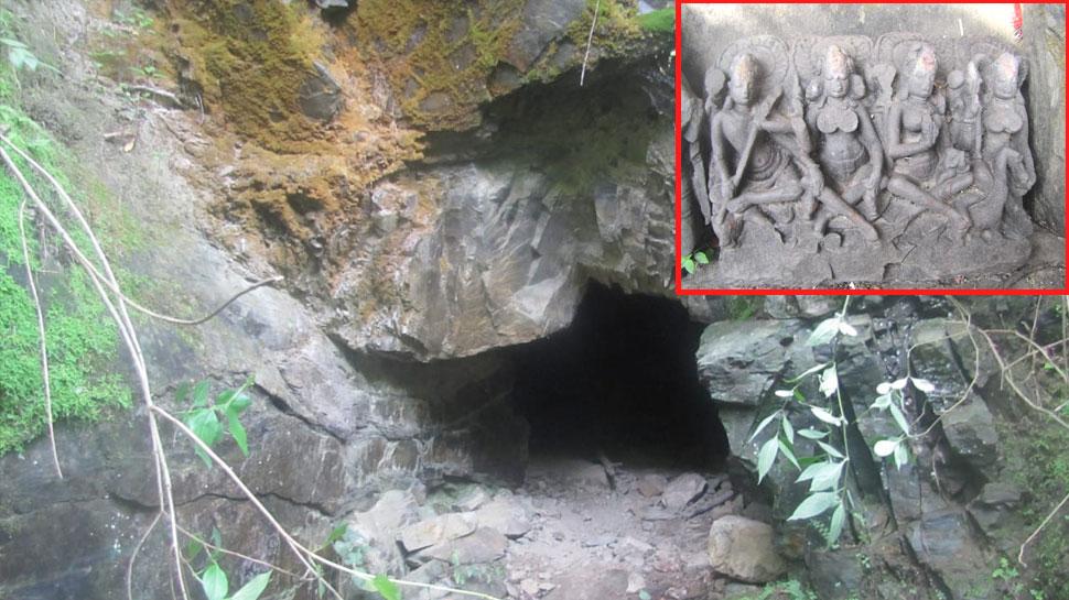 घनी झाड़ियों में मिली हजारों साल पुरानी सुरंग, एक छोर पर नदी का किनारा तो दूसरे पर है किला