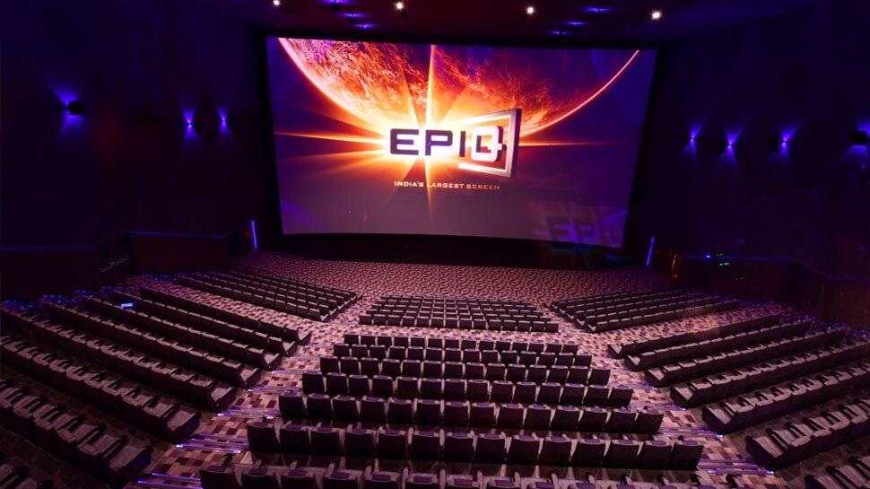 दक्षिण एशिया की सबसे बड़ी स्क्रीन पर रिलीज हुई 'साहो', किसी रोमांच से कम नहीं है यह थिएटर