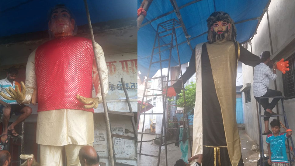 नागपुर: मारबत उत्सव के जुलूस में पाकिस्तानी PM इमरान खान के पुतले पर निकलेगी भड़ास