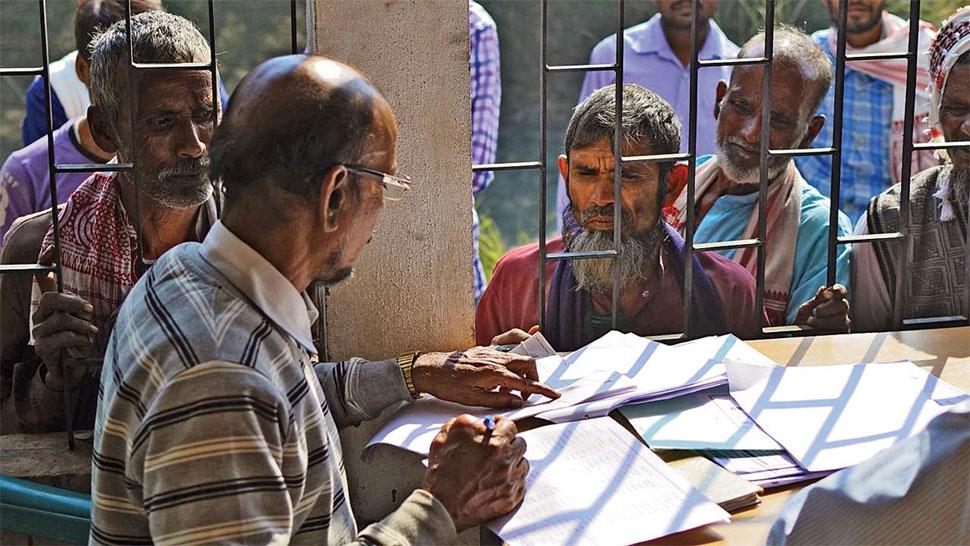 असम NRC: 400 फॉरनर्स ट्रिब्यूनल्स देखेंगे सूची से बाहर हुए लोगों के मामले