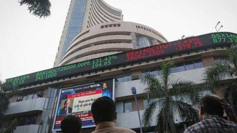 आर्थिक सुधार के उपायों का दिखा सकारात्मक असर, शेयर बाजार में तेजी